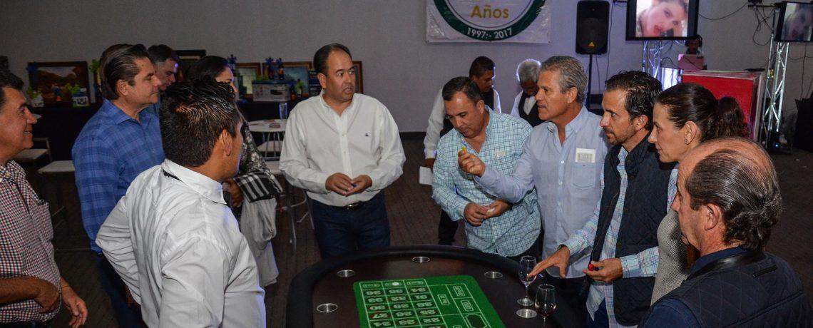 Noche de Casino
