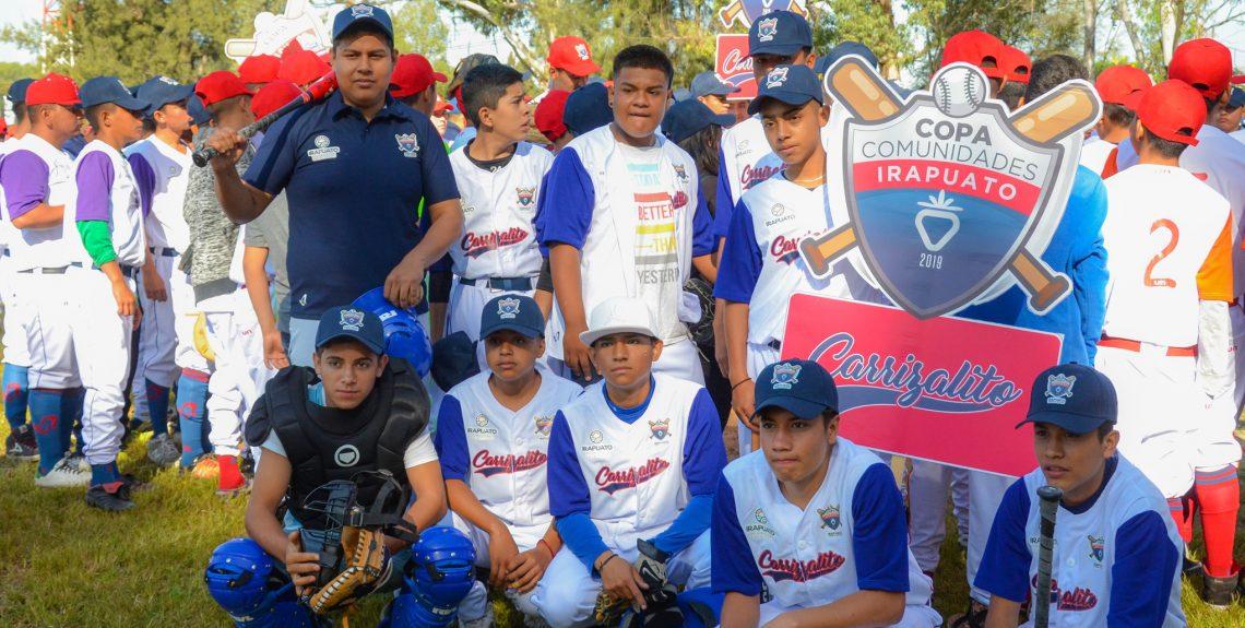 Arranca Copa Comunidades de Beisbol