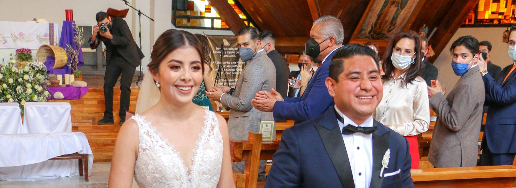 El amor unió a Mayra y Daniel