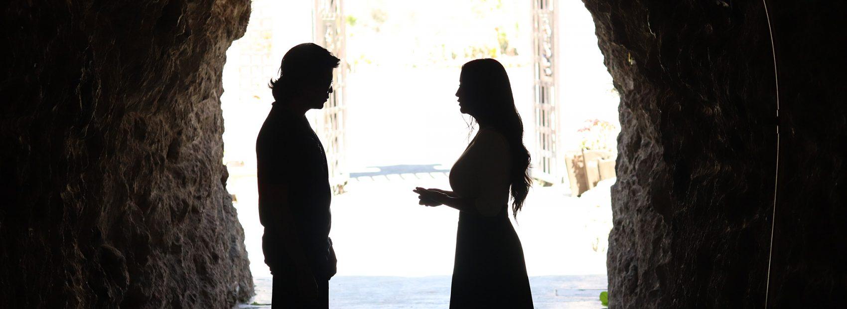 Pablo y Eva