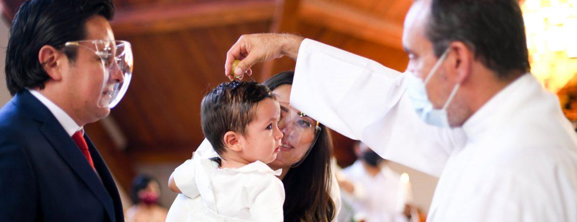 El bautizo de Mauro